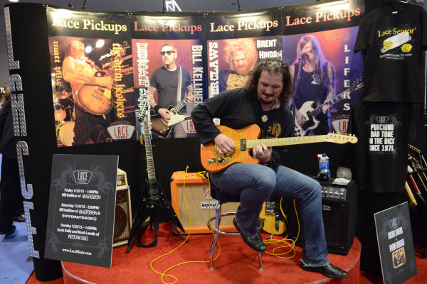 LACE Music NAMM 2015