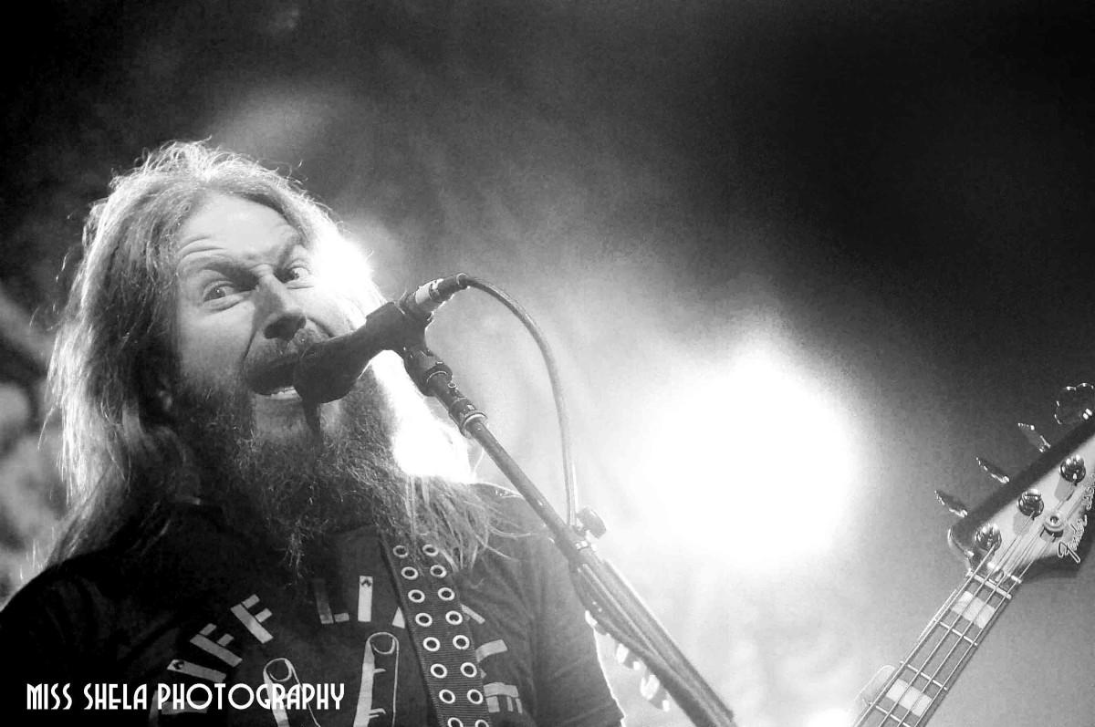Mastodon at The Fillmore Detroit 10.24.2014