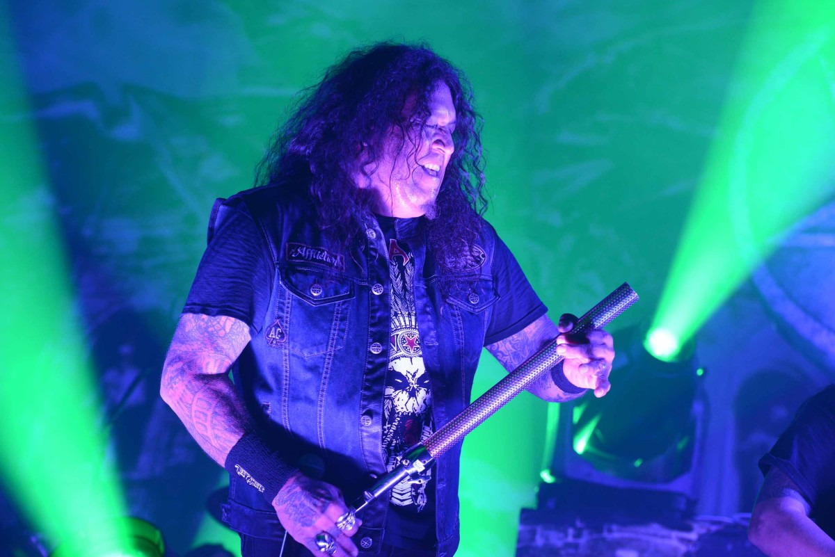 Testament at Harpos 4.12.2015