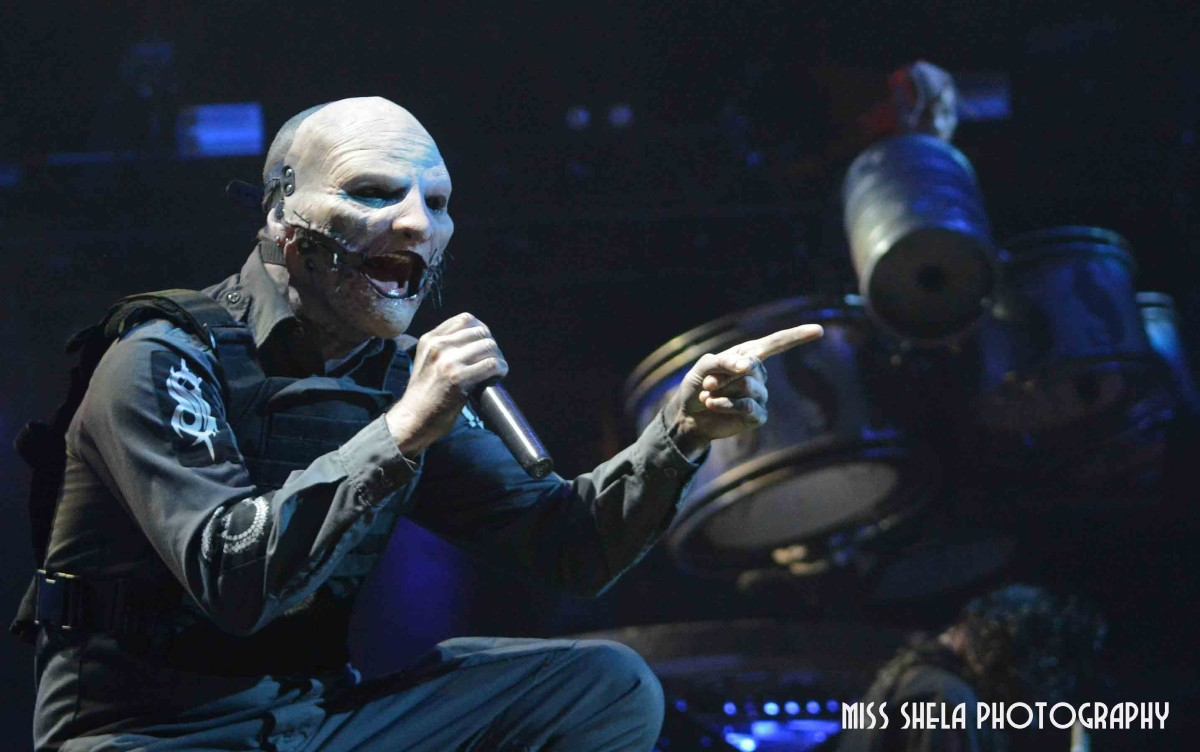 Slipknot at The Palace of Auburn Hills 11.29.2014
