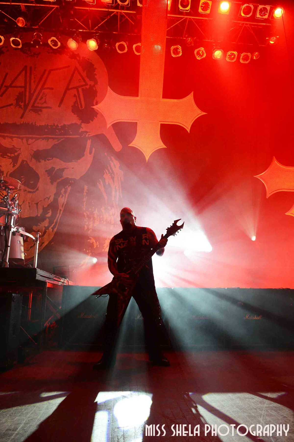 Slayer at The Fillmore Detroit 12.5.2014