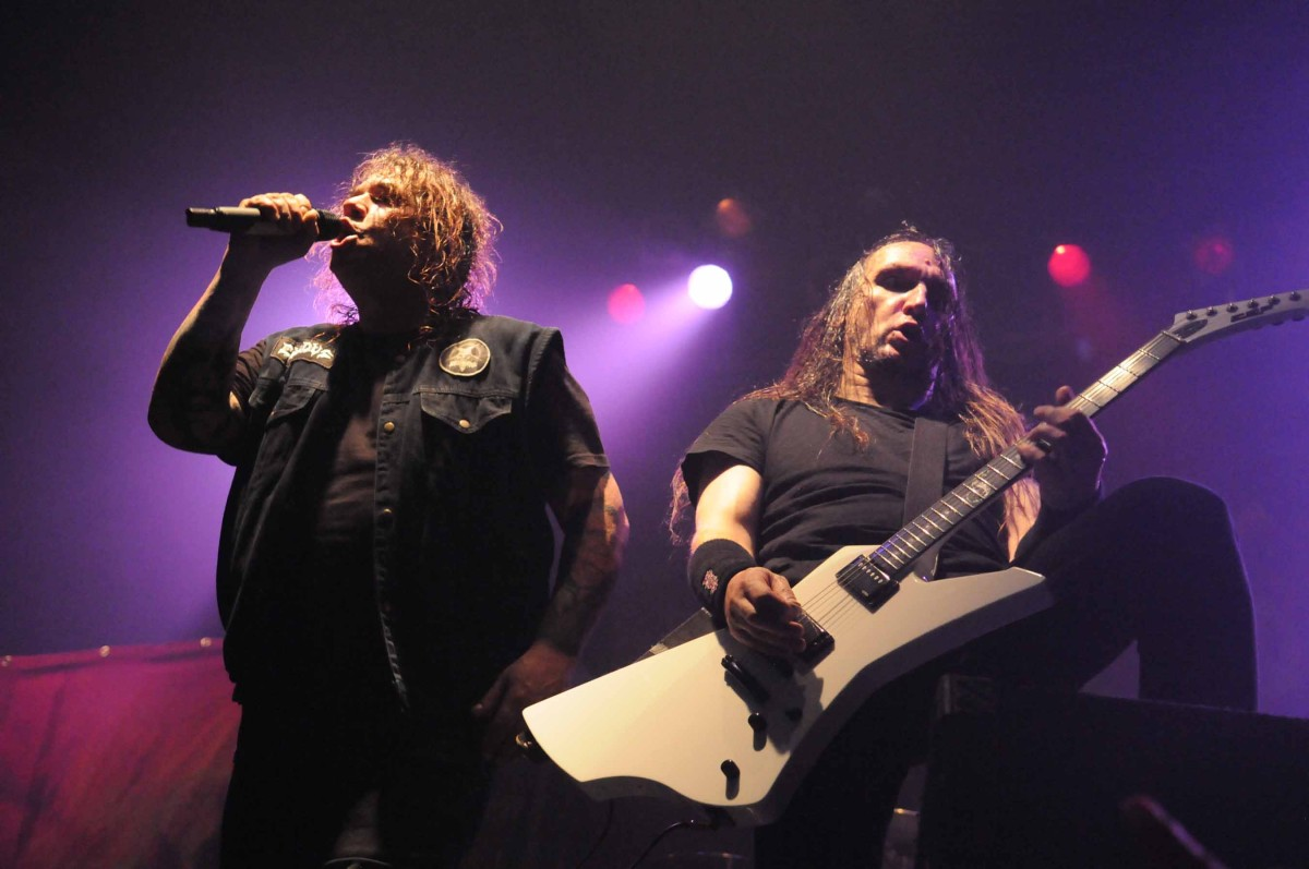 Exodus at Harpos 4.12.2015