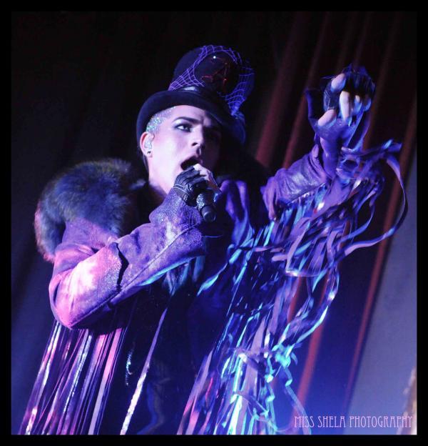 Adam Lambert @ Royal Oak Music Theatre 6.27.2010