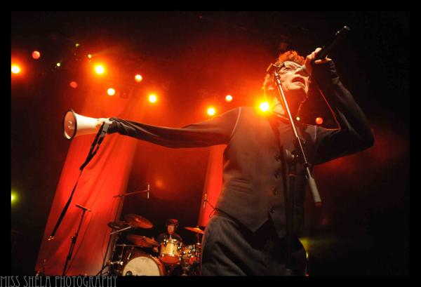 Psychedelic Furs @ The Royal Oak Music Theatre 6.10.2010
