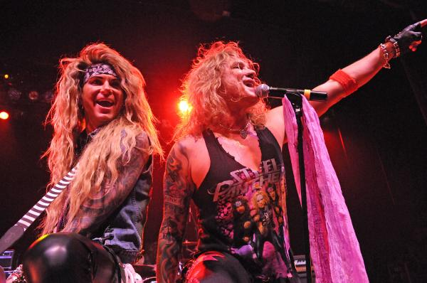 Steel Panther @ Royal Oak Music Theatre, Royal Oak, MI 12.22.2010